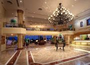 Baron Resort. Lobby