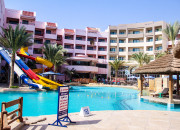 Zahabia Hotel & Beach Resort. New Aqua Park