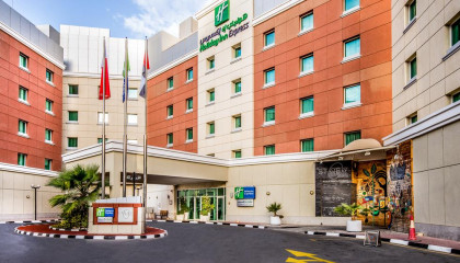 Holiday Inn Express Dubai Internet City (Close to Marina Dubai)