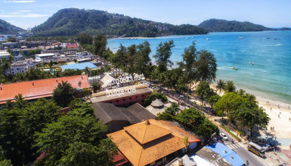 Patong Beachfront Boutique Hotel