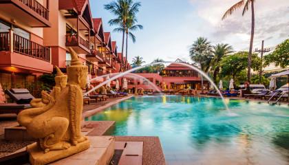 Sea View Patong Hotel