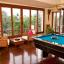 Miracle Island Resort. Pool Room