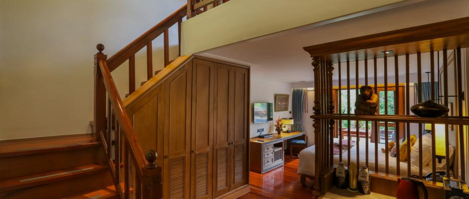 Duplex Suite (1 Bedroom)