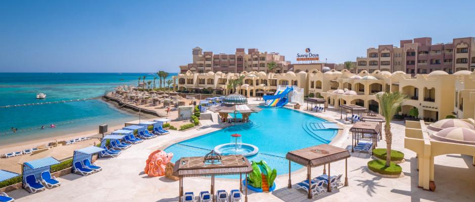 Sunny Days Resort, SPA & Aqua Park. Overview