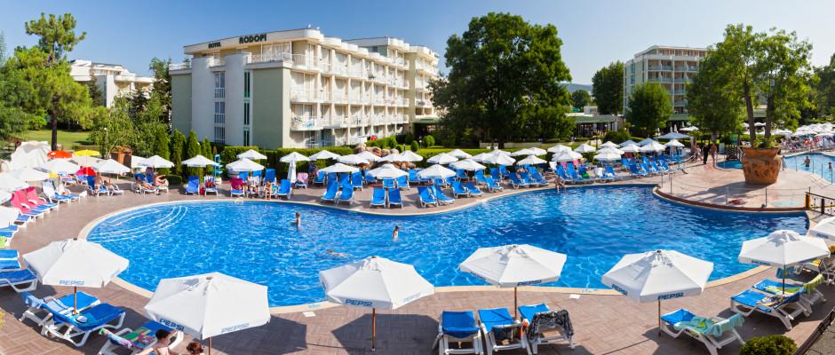 "DAS Club Hotel Sunny Beach. Pool ""Rodopi"""