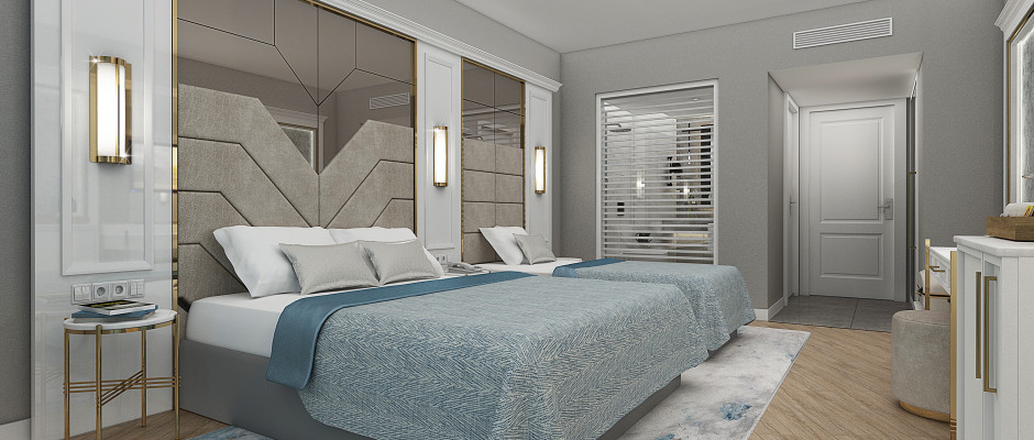 Superior Terrace Room with Jacuzzi