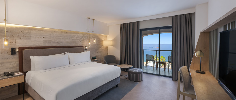 Guest Room Sea View
