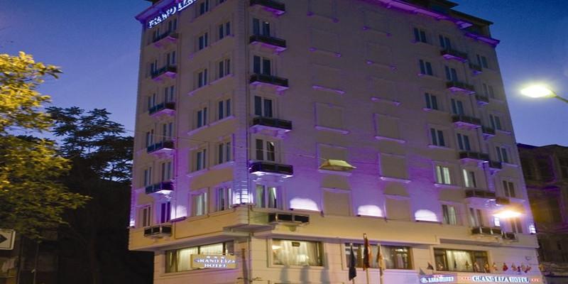 Grand Liza Hotel. Exterior