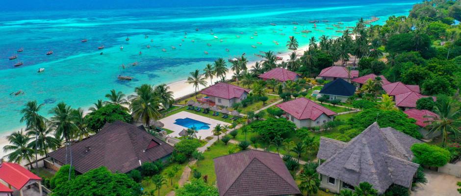 Sarabi Beach Hotel Zanzibar