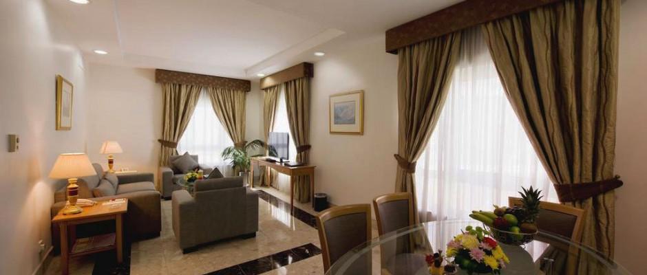 Ambassador Suite Two Bedrooms