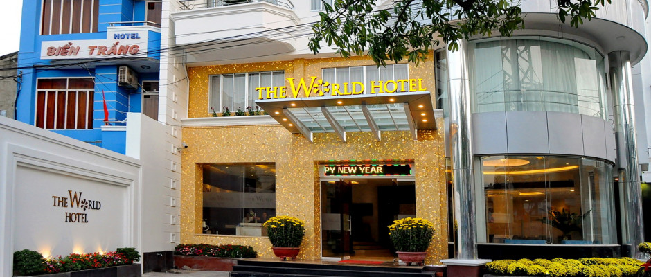The World Hotel. Hotel