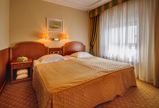 Стандарт 2 местный. двуспальная кровать