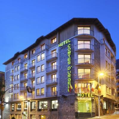 "Comtes D""urgell Hotel"