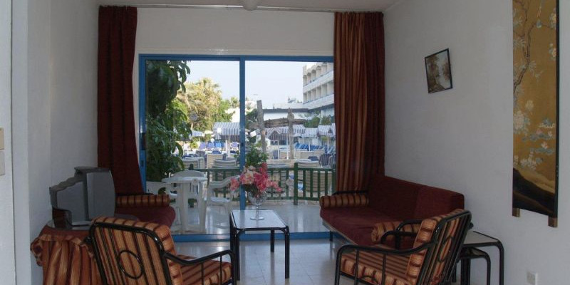 Paphiessa Hotel & Apartments