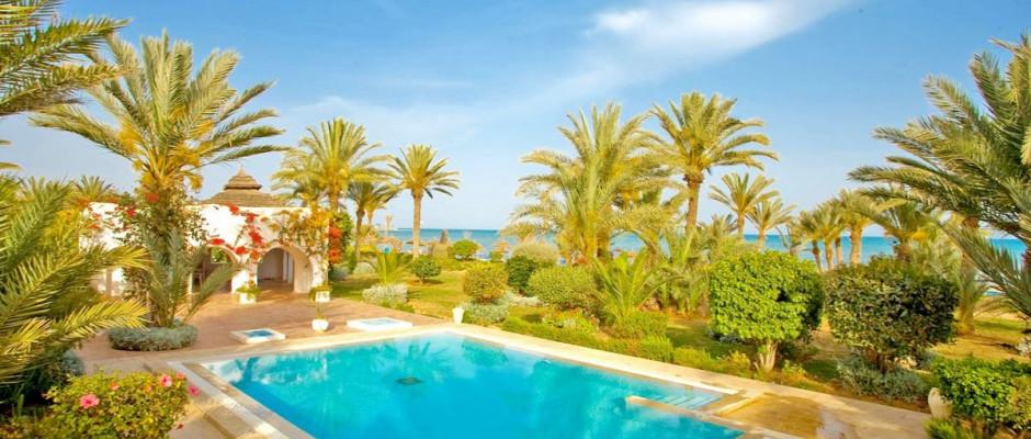 тунис джерба отель роял картаго