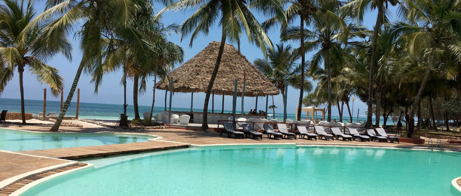 Занзибар, мгновенное подтверждение бронирования в Kiwengwa Beach Resort 5*