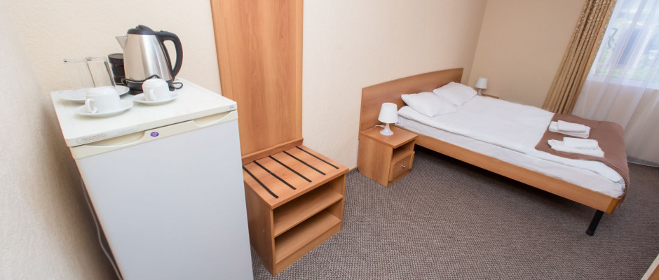 Экодом Twin Bed/ Double Bed