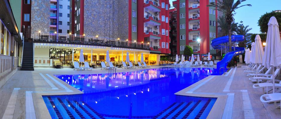 Club Alpina Hotel