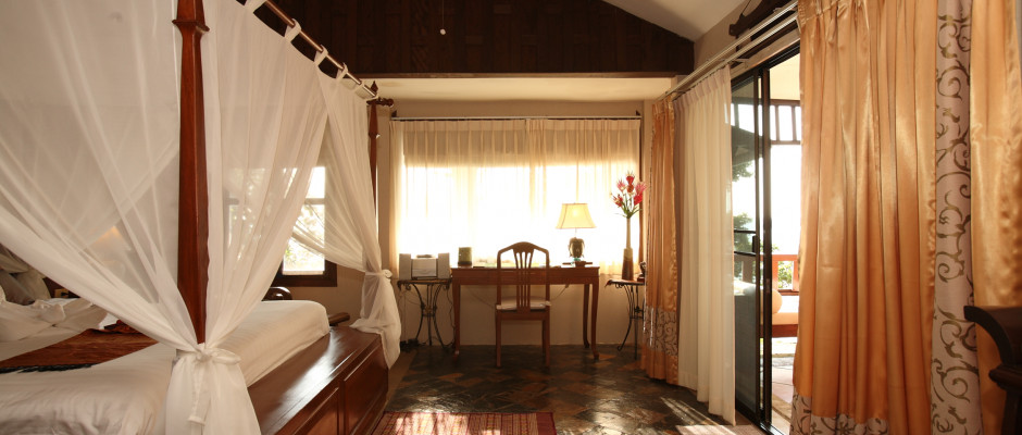 Thai House / Deluxe Suite Sea view