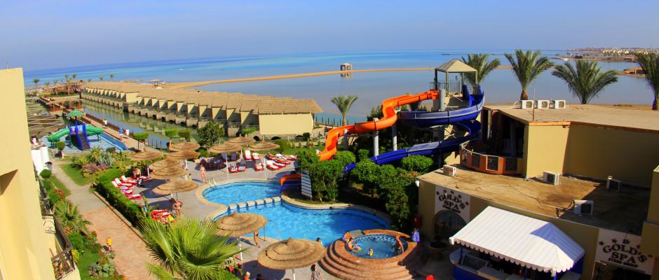 Panorama Bungalows Resort Hurghada. Overview
