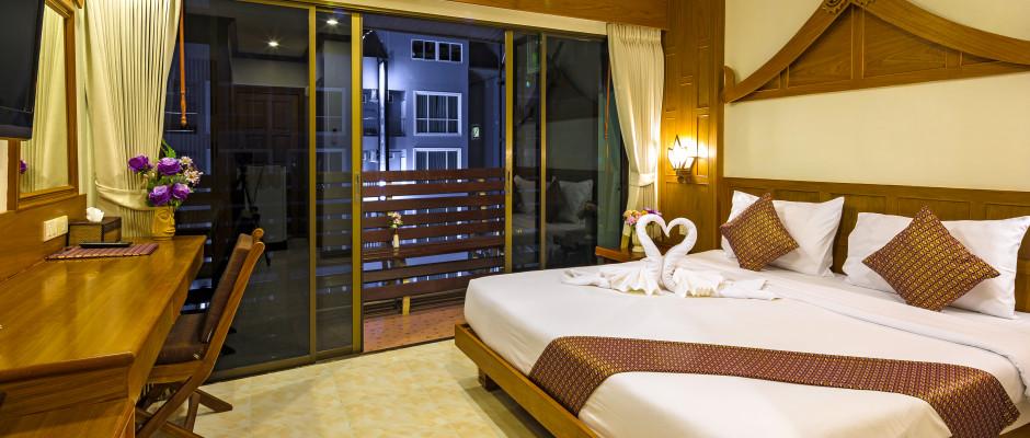 Deluxe Room. Deluxe room