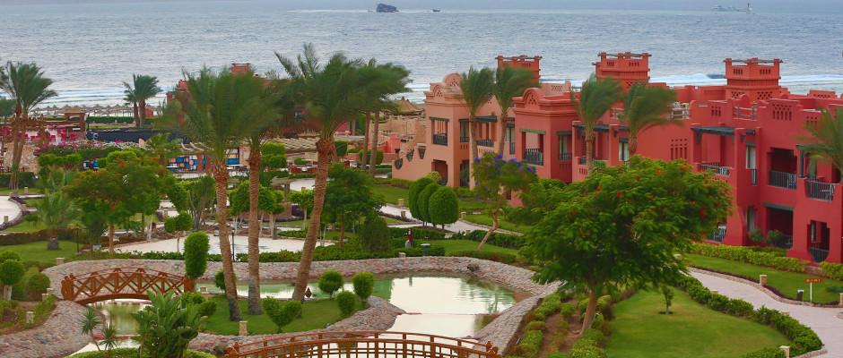 Charmillion Sea Life Resort