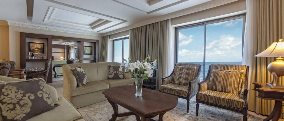 Ela Prestige Suite Sea View