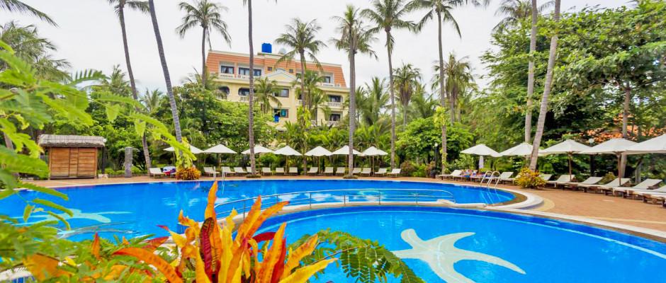 Dessole Beach Resort - Mui Ne