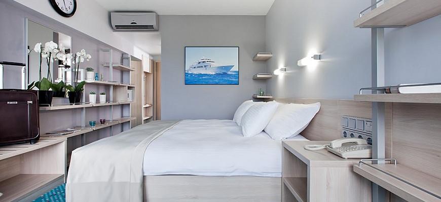 Стандарт Улучшенный с Двуспальной кроватью