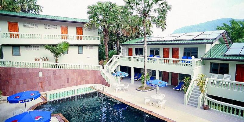 Royal Crown Hotel & Palm Spa Resort. Palm Building