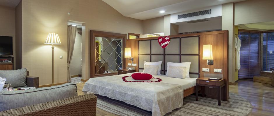 Deluxe Jacuzzi Room