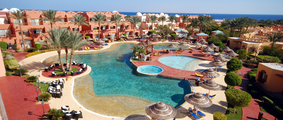Nubian Island. Бассейн Island Pool