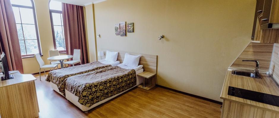 Апартамент 2 комнатный