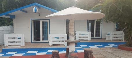 Paradise Village Beach Resort. Beach Cottage
