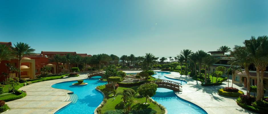 Sharm Grand Plaza Resort. Sharm Grand Plaza over view