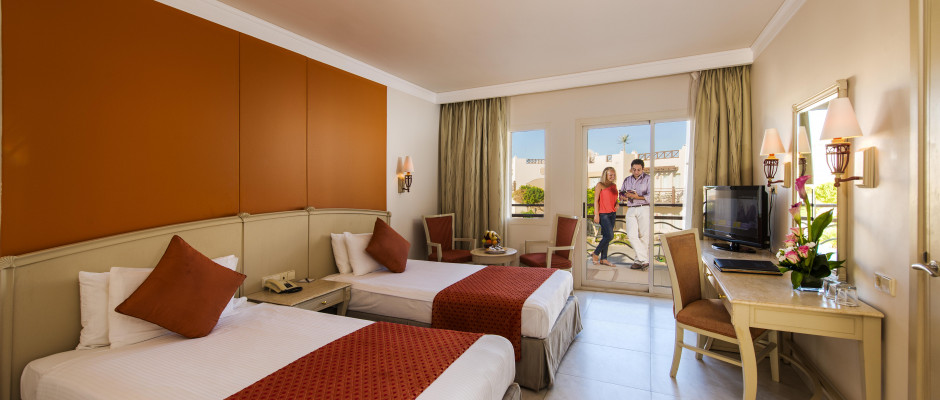 Front Beach Sea View Room