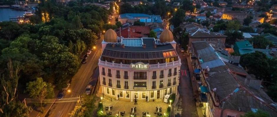 Ritsk отель