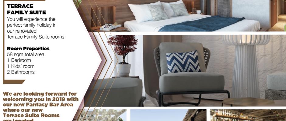 Terrace Family Suite