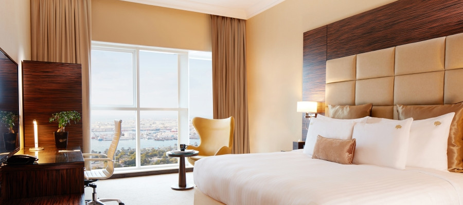 Jannah Deluxe Room City View