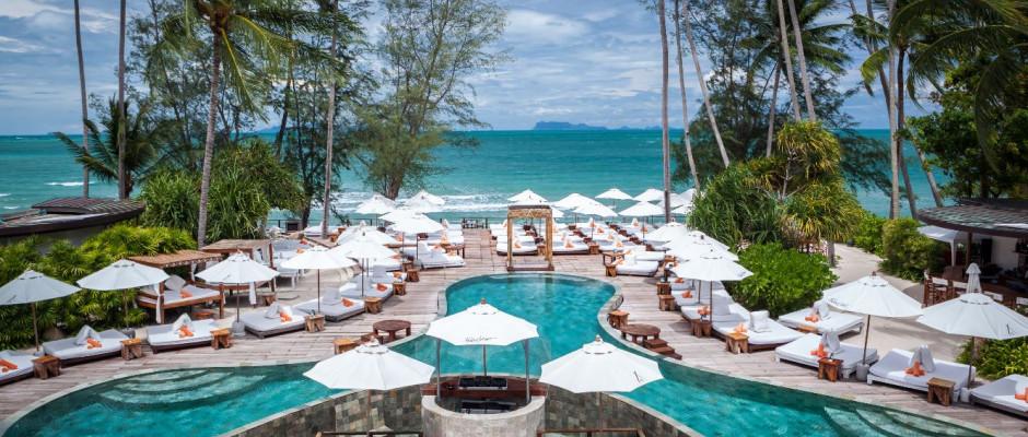 Nikki Beach Resort. Nikki Beach Club