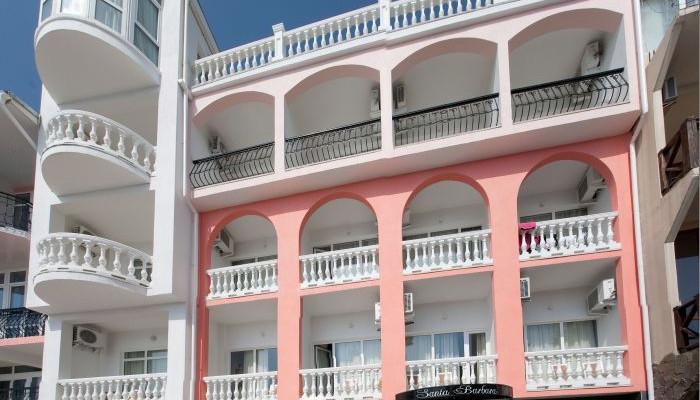 Санта Барбара отель