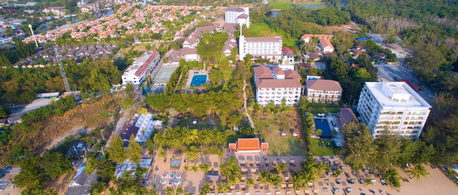 Pinnacle Grand Jomtien Resort & Beach Club. Overview