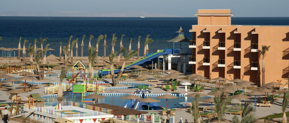 The Three Corners Sunny Beach Resort