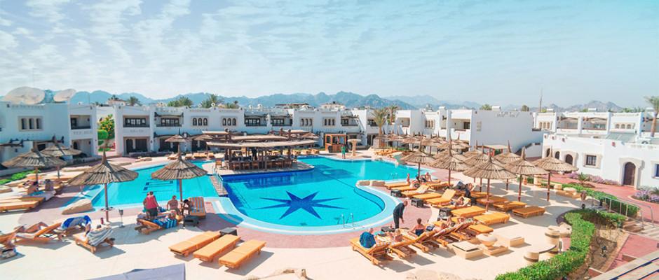 Tivoli Hotel Aqua Park. Hotel View