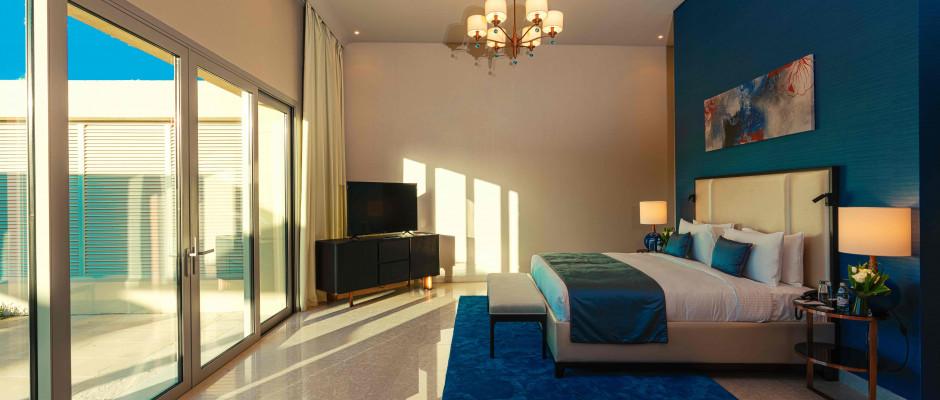 Five Bedroom Pool Suite