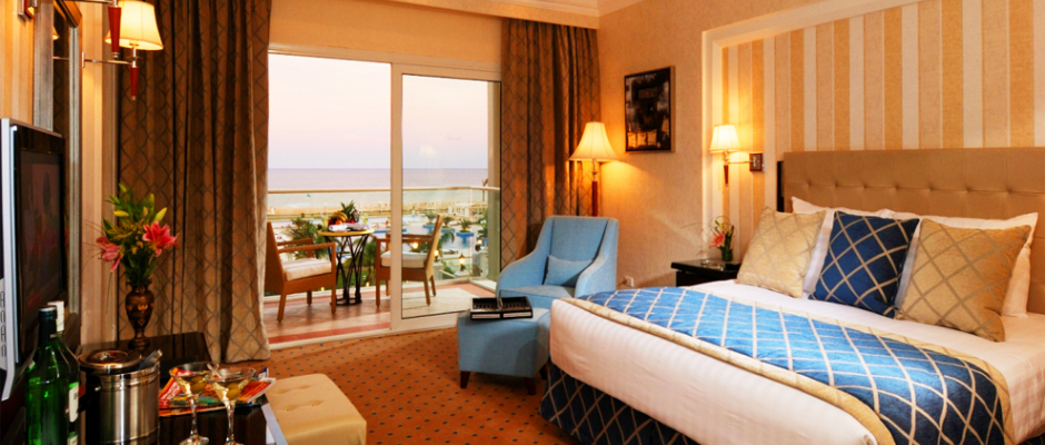 Full Sea View Room. Full Sea View