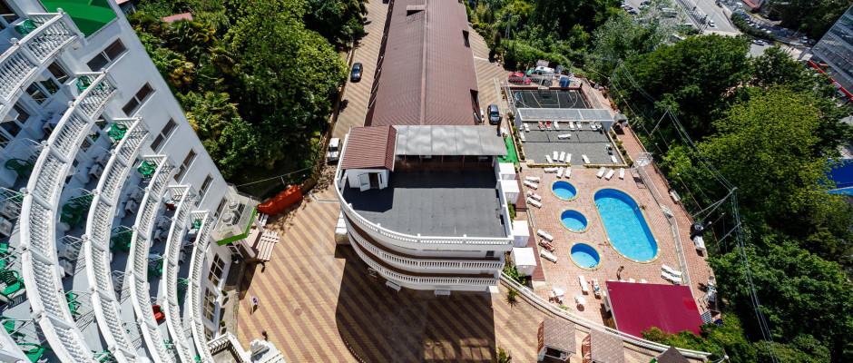 Garden Hills гостиничный комплекс