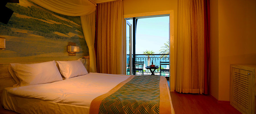 A Block Room Sea View