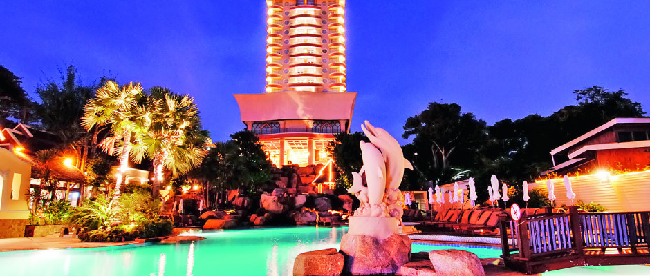 Long Beach Garden Hotel & Spa. Swimming pool, Long Beach Garden Hotel & Spa